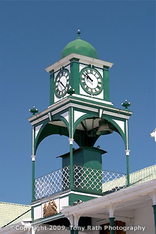 Courthouse Clocktower